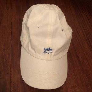 White southern tide skipjack hat